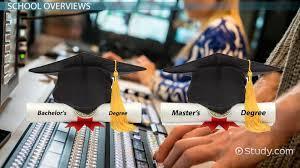 top broadcast journalism graduate schools top ten universities for broadcasting communications