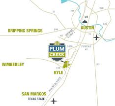 kyle map plum creek new homes for sale in kyle tx visit map plum