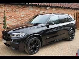 bmw black alloys bmw x5 40d m sport automatic black styling pack 20 gloss black