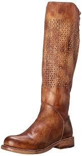bed stu s boots sale amazon com bed stu s cambridge motorcycle boot knee high