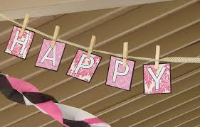 homemade decorations for birthday party in style home design and
