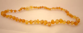 teething bead necklace images Honey soother amber teething necklace raw amber teething necklace jpg