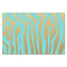 zebra tissue paper zebra stripe pattern craft tissue paper zazzle