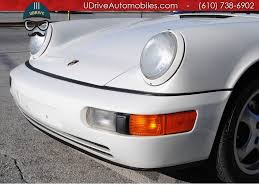 1990 porsche 911 1990 porsche 911 carrera 4 964 c4 coupe 5 speed manual sunroof