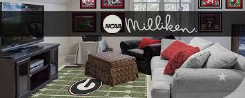 ncaa college football team rugs by milliken review floors