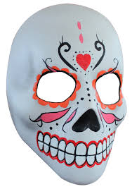 day of the dead masks day of the dead catrina deluxe mask