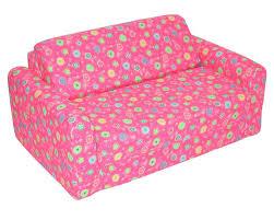furniture toddler flip open sofa kids sofa kmart disney flip