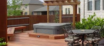 Austin Decks And Patios Outdoor Spa Deck Hungrylikekevin Com