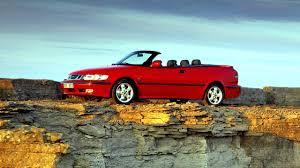 saab convertible red saab 9 3 convertible u00271998 u20132003 youtube