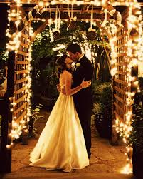 wedding arch kelowna florida outdoor evening reception tents with lights if you re