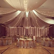 ceiling draping for weddings sacramento draping sacramento wedding drapes ceiling draping