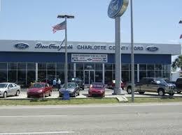 Car Insurance Port Charlotte Fl Don Gasgarth U0027s Charlotte County Ford Car Dealership In Port