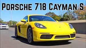 porsche cayman base vs s porsche 718 cayman s vs 981 sound and base cayman