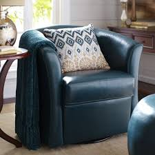 Pier One Leather Chair Excellent Pier One Swivel Chair 47 In Home Designing Inspiration