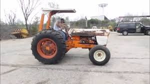 case 990 tractor for sale no reserve internet auction may 18