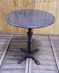 pedestal base for granite table top outstanding cast iron pedestal table best 25 granite top ideas on