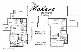 single home floor plans featured single family home floor plan the makena pratt homes