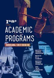 academic programs iaac 2017 2018 by iaac issuu