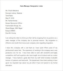 letter of resignation template south africa resume layout 2017