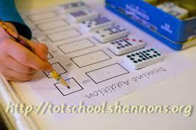 domino addition shannon u0027s tot