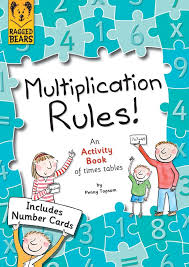 Multiplication Table Games by Multiplication Rules An Activity Book Of Times Tables Amazon Co