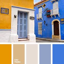 Color Combination For Blue Cornflower Blue Color Palette Ideas