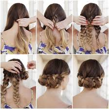 easy hair ups to do yourself best hairstyles 2017