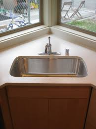 Kitchen  Kitchen Styling Up Your Corner Kitchen Sink Cabinet - Corner cabinet for farmhouse sink