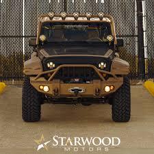 starwood motors jeep nighthawk starwood motors custom kevlar jeep wrangler jeeps pinterest