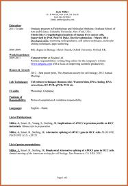 Internship Resume Samples For Computer Science by 100 Internship Resume Samples For Computer Science Resume