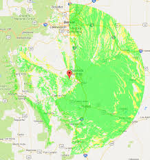 Colorado Mountain Map by Dmr Radio Site Information Rocky Mountain Ham Radio
