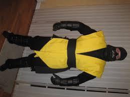 Scorpion Costume Mortal Kombat Legacy Scorpion Costume Page 3