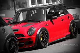 mini cooper porsche mini r53 porsche bbk big stuff cars pinterest wheels tired