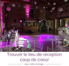 tons mariage décoration pour un mariage dans les tons blanc et violet au