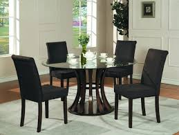 dining room amazing expandable dining table glass top dining