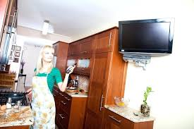 tv in kitchen ideas tv in kitchen kitchen kitchen meja tv kitchen set homehub co