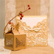 wedding favor boxes wholesale laser cut wedding invites for wholesale