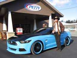 mustang designs richard petty designs ford mustang sc ford dealer