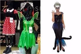 Jane Killer Halloween Costume Primark Asda Selling Disney Costumes Adults