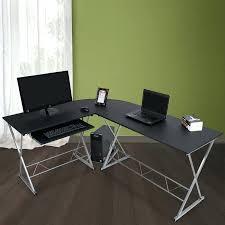 fabriquer bureau informatique grand bureau en bois grand bureau d angle table informatique meuble