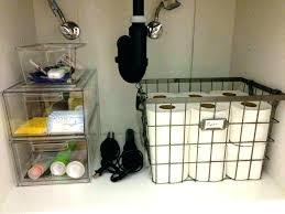 Bathroom Cabinet Storage Organizers Bathroom Cabinet Organizers Ezpass Club