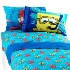 Spongebob Bedding Sets Nickelodeon Spongebob Sea Adventure Sheet Set Home Bed Bath