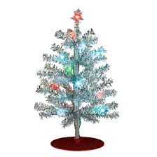 philips 10 usb powered led silver tree target