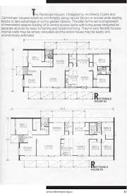 Rectangle House Floor Plans Merchant Builders Rectangle House Review Woollan Hamlett Architects