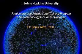 predoctoral and postdoctoral training program in nanotechnology