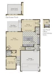 morgan model home