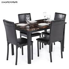 Cheap Dining Room Sets For 4 Fantastic Set Of 4 Dining Room Chairs Furniture On Home