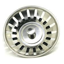 Kitchen Sink Plugs - sinks kitchen sink stopper target kitchen sink strainer plug