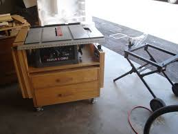 porter cable table saw review review porter cable 10 job site saw pcb220ts by bobdobbs