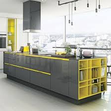 Kitchen Yellow - 93 best grey kitchens images on pinterest grey kitchens country
